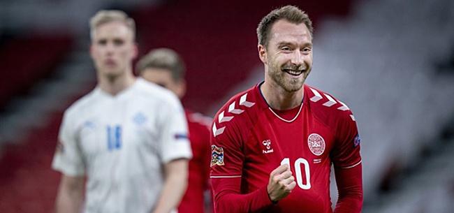 Foto: 'Internazionale neemt beslissing over Eriksen'
