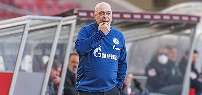Foto: Schalke 04 ontslaat trainer, technisch directeur en teammanager
