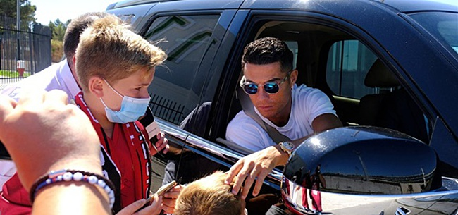 Foto: Dit is de reden waarom de moeder van Ronaldo geen wedstrijden meer mag bezoeken