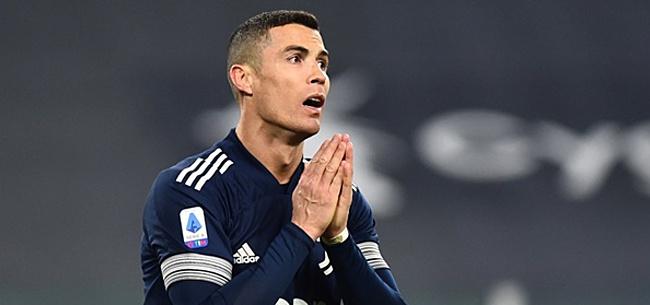 Foto: 'Ronaldo weigert deal van 6 miljoen euro'