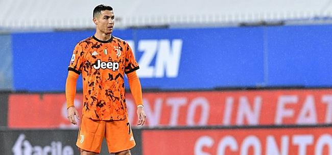 Foto: Matig Juventus houdt hoop ondanks terechte nederlaag