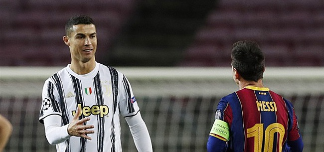Foto: Verbazing om Ronaldo: