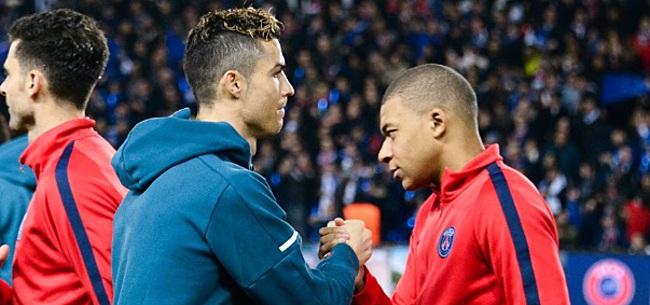 Foto: Mbappé onthult duidelijke mening over Messi/Ronaldo
