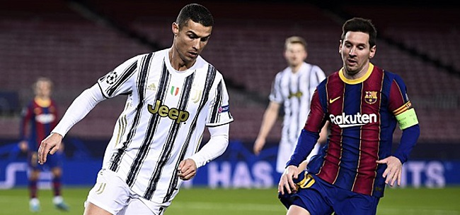 Foto: Ronaldo bespreekt rivaliteit met Messi: