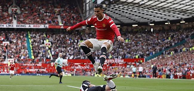 Foto: Juve wint kraker tegen Chelsea, Ronaldo doet het wéér