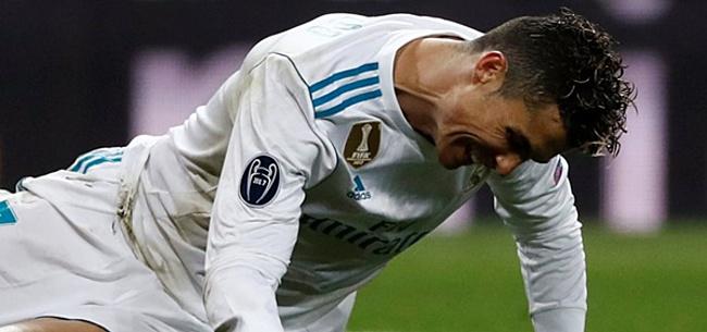 Foto: Cristiano-drama: 0 goals, 0 assists, 0 kansen gecreëerd, 0 keer goed op de foto