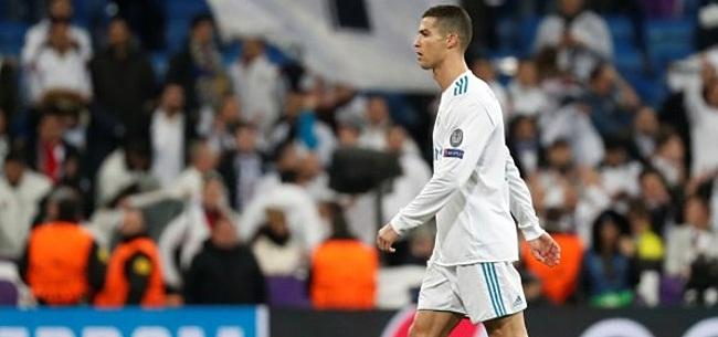 Foto: Ronaldo zorgt voor volgende hoofdprijs Real Madrid