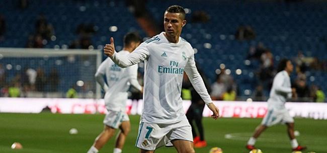 Foto: 'Relatie tussen Ronaldo en teammaat is kapot'