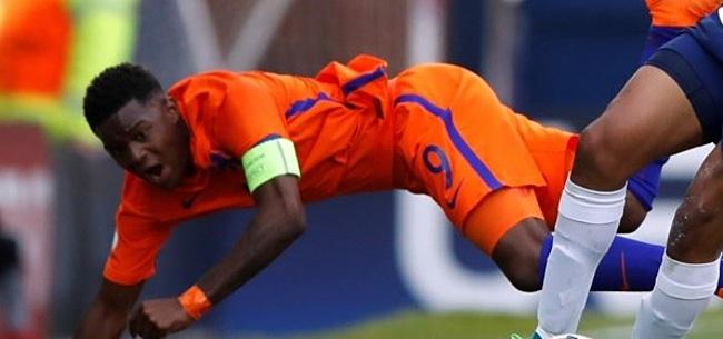Foto: Spelers van Feyenoord en AZ haken af bij Jong Oranje, debutant Redan opgeroepen