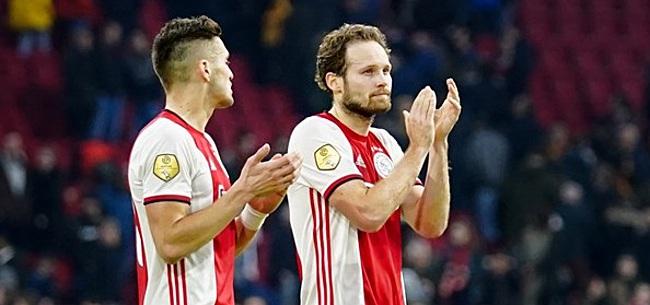 Foto: 'UEFA neemt ambitieus Ajax helemaal niet serieus'