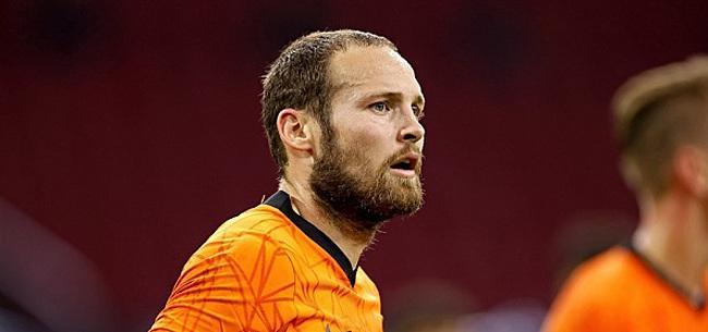 Foto: 'Blind kan in andere rol Oranje-basisspeler blijven'
