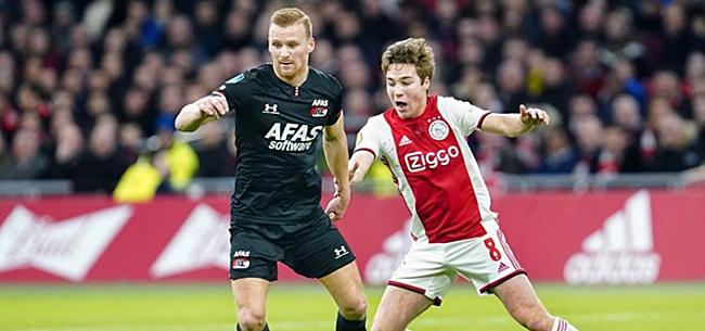 Foto: 'Nu denken ze bij Ajax: hij was zo slecht nog niet'