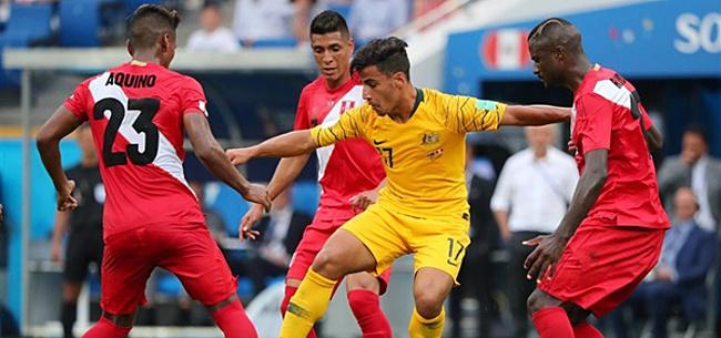 Foto: FC Utrecht presenteert Australische international