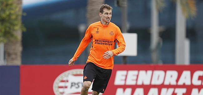Foto: PSV neemt per direct afscheid van ervaren Duitser