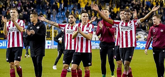 Foto: Irritatie bij kijkers PSV - Feyenoord: