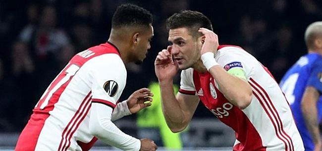 Foto: Danilo werkt aan Ajax-doorbraak: 'Dat is mijn volgende droom'