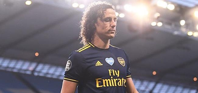 Foto: 'David Luiz versiert zeer opmerkelijke transfer'