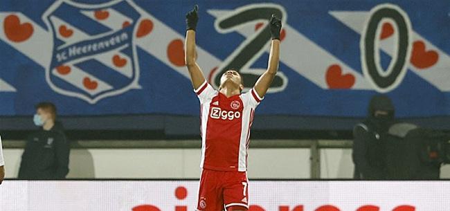 Foto: Verbazing over Ajax: