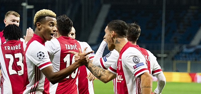 Foto: Ajax-ster wees Europese top af: 'Verliefd op Nederland'