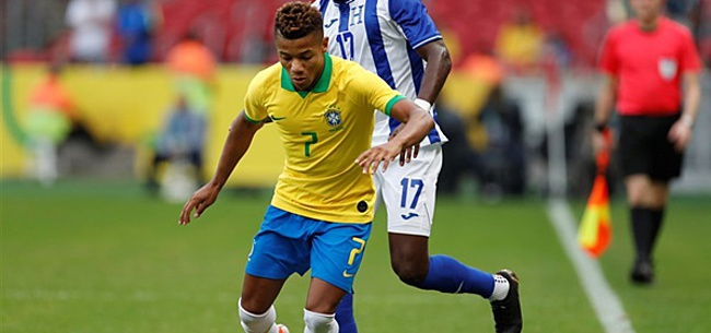 Foto: Braziliaanse media vellen duidelijk oordeel over spel international David Neres