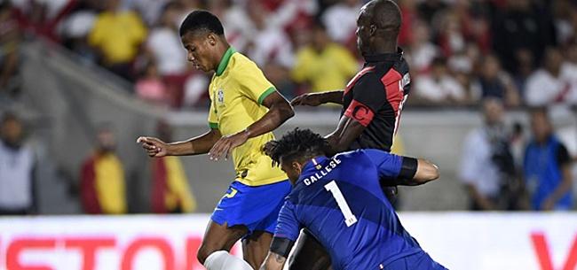 Foto: Brazilianen verbazen zich over Neres: 'Door de Ajax-hype'