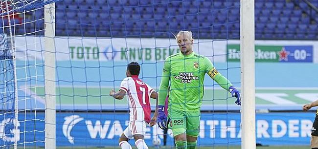 Foto: 'Pasveer verruilt Vitesse definitief voor Ajax'