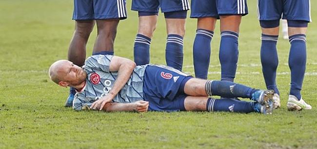 Foto: 'Grote sneuvelbereidheid in selectie Ajax'