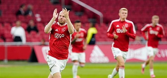 Foto: 'Ajax zonder Klaassen, Tagliafico en Martínez'