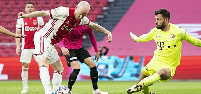 Foto: 'Ajax is de dupe van 'bezopen regel''