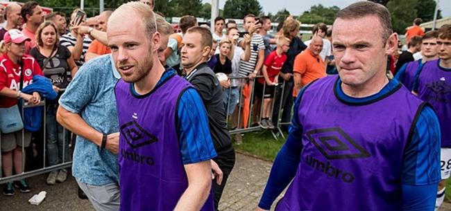 Foto: 'Everton-ruzie ontspoort helemaal, Davy Klaassen winnaar'