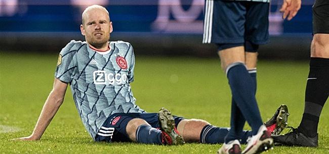 Foto: 'Ajax-sterkhouder moet aanvallendere rol krijgen'