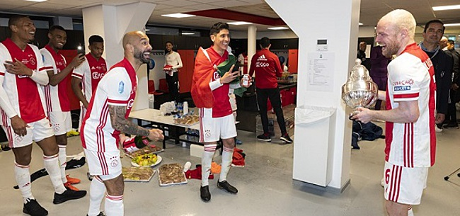 Foto: Ajax zwijgt over Super League: