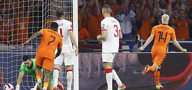 Foto: Oranje hét gesprek van Europa: 'On-ge-loof-lijk!'