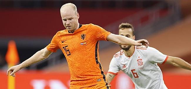 Foto: 'Klaassen bezorgt Oranje-duo groot probleem'