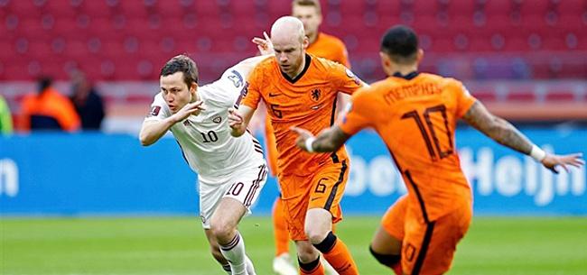 Foto: De beste voetbaluitzendingen van deze week: méér Oranje!