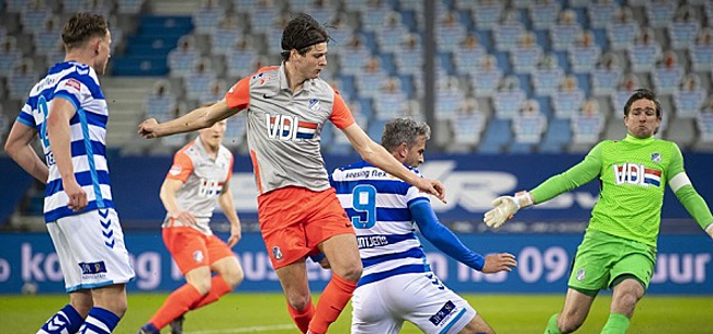 Foto: Bizar: FC Eindhoven levert twee (!) A-internationals