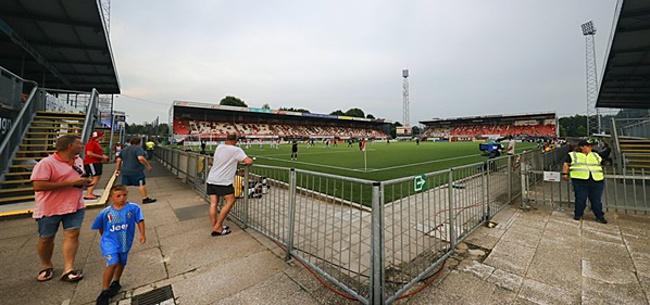 Foto: FC Emmen wil degradatie ontlopen via sponsoren