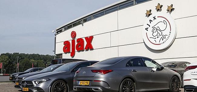 Foto: Ajax-speler meldt op Instagram transfer naar Premier League-club