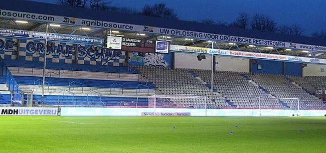 Foto: De Graafschap-voorzitter woedend op eigen fans: 'Klootzakken!'
