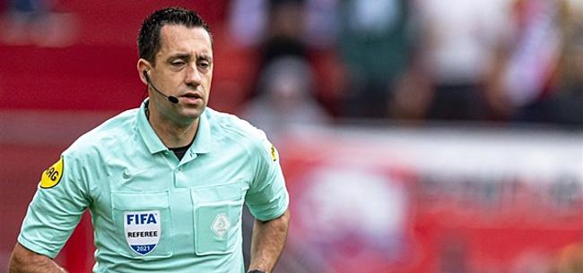 Foto: KNVB reageert op strafschoppen bij Utrecht-Feyenoord