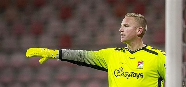 Foto: 'Eeuwige Emmenaar' Telgenkamp hangt handschoenen na dit seizoen aan de wilgen