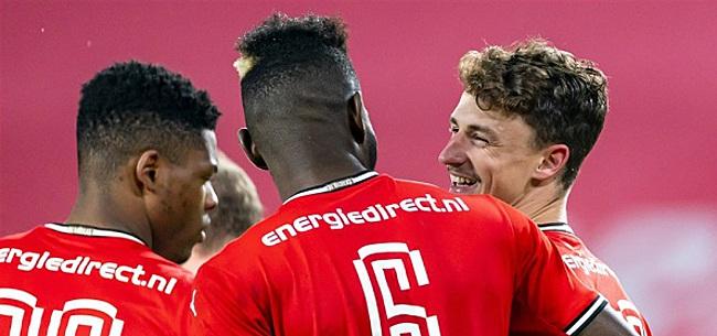 Foto: Waterreus laakt spel van PSV: