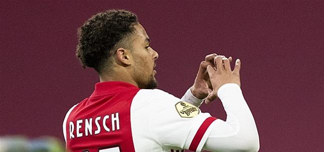 Foto: Rensch wil andere positie: