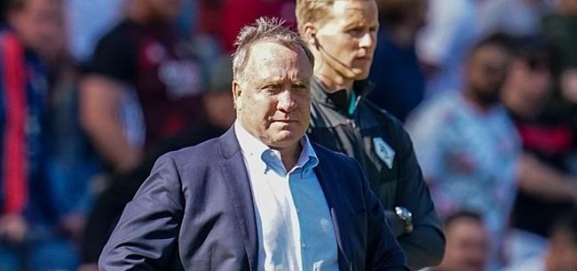Foto: Advocaat baalt nog steeds van mislopen Ajax-speler