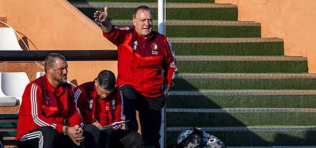 Foto: 'Feyenoord koppelt harde voorwaarde aan transfer'
