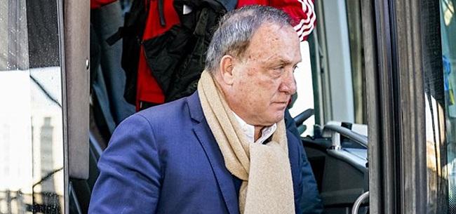 Foto: 'Advocaat voert weer wijziging door in Feyenoord-basis'