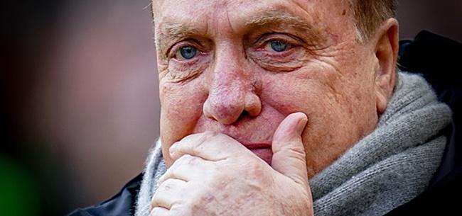 Foto: 'Irritatie in De Kuip: Feyenoord-gevaar om trainersnieuws'