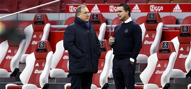 Foto: 'Nood breekt wet: Ajax legt publiekslieveling vast'