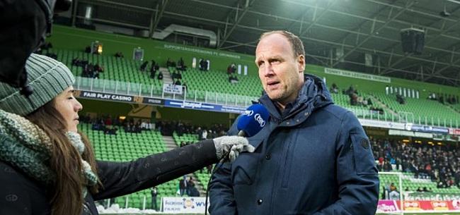Foto: Ajax-aanwinst Scherpen krijgt kritiek: