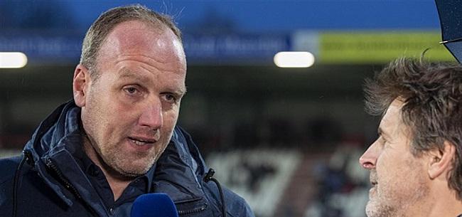 Foto: FC Emmen nog niet klaar:
